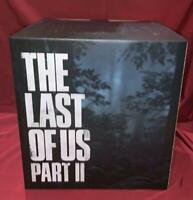 The Last Of Us 2 Ellie Statue Figure Official Collectors Edition Japan FedEx [K]