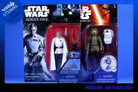 2 Packs - Star Wars Action Figures - Director Krennic and Resistance Trooper