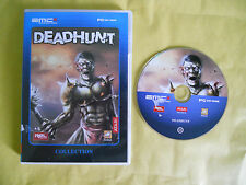 PC GAME-DEADHUNT-Computer-Gioco-Games-ING-INGLESE