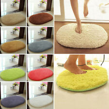 1x Soft Absorbent Memory Foam Bedroom Bath Bathroom Floor Shower Door Mat RugHST