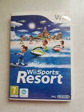 Wii Sports Resort (DVD Case) - Nintendo Wii / Wii U - PAL