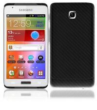 Skinomi Carbon Fiber Black Skin+Screen Protector for Samsung Galaxy Player 4.2
