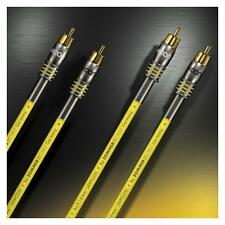 EP3F-0050 Hicon Sommer Cable Epilogue Référence Cable rca 2x0,50m Stéréo Paire