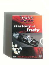HISTORY OF INDY - The Brickyard Blues - Dutch spoken DVD OOP