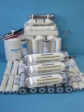 7 Stufen Umkehrosmose Anlage Wasserfilter+3 Jahre Ersatzfilter