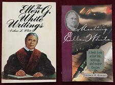 SDA Book Duo: The Ellen G White Writings (White) ~ Meeting Ellen White (Knight)