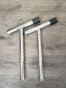 Stainless Out-rodder Set of Two, Used