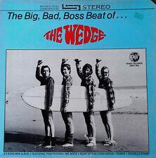"THE WEDGE - BIG, BAD, BOSS BEAT OF.. THE WEDGE - RHINO 509 - 12"" EP - 1980"