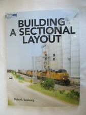 Model Railroader How-To-Books, Building a Sectional Layout