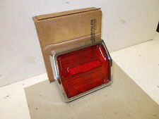 Mopar NOS Tail Lamp Lens Outer Lt. 66 Plymouth Fury S/Wagon