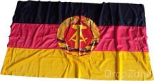 Genuine Issue Military Army East German Democratic Fensterfahne DDR Flag