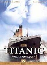 Titanic (DVD, 1999)