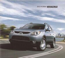 2012 12  Hyundai  Veracruz original  brochure MINT