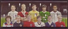 Grande-Bretagne 2013 football ensemble de 11 in FEUILLET très bien utilisé