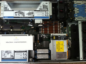 HP ProLiant DL380 G5 DUAL CORE 2X 2.66GHz 8GB RAM SERVER