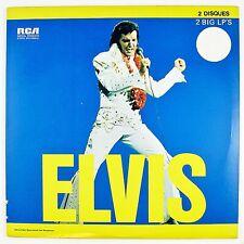 ELVIS PRESLEY Elvis  2LP NM- NM-