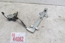 01 02 KIA SPORTAGE LEFT DRIVER REAR POWER WINDOW REGULATOR MOTOR OEM 8548