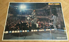 1975 The Who Pete Townshend UK Hitmakers Who's Tommy May Poster Vintage Rare