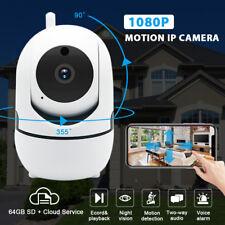WIFI 1080P ONVIF P2P Outdoor Wireless IR Cut Security IP Camera Night Vision