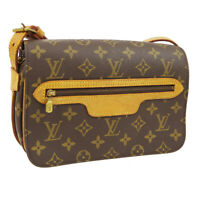 LOUIS VUITTON SAINT GERMAIN 24 SHOULDER BAG PURSE MONOGRAM M51210 A49163