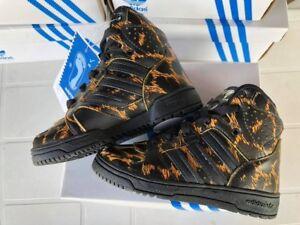 Adidas Jeremy Scott Instinct HI Leopard Toddler, Infant, Brand New, Style D65986