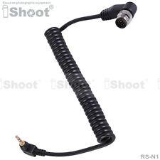 Control remoto Disparador Cable—2,5 m-RS-N1 f Nikon Cámara D4/D3X/D3S/D3/D800/