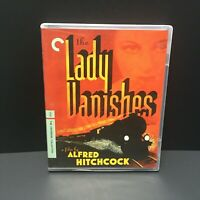 The Lady Vanishes Criterion Blu Ray! Alfred Hitchcock!
