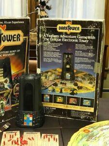 Original Dark Tower Game 1981