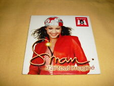 Sman – J'ai Tout Imaginé CD Single Promo