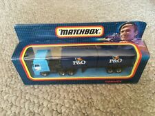 Matchbox Convoy P&O Double Container Truck with box CY26 CY 26