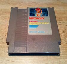 Nintendo NES // Metroid 1 // dt. PAL B