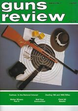 GUNS REVIEW - THREE ISSUES FROM 1982 (7 - 9)