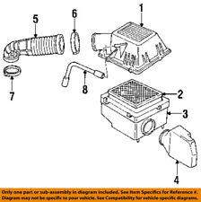 Jeep CHRYSLER OEM Grand Cherokee Air Cleaner Inlet Intake-Air Duct Tube 53007571