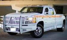 "UN-PAINTED ""WESTERN-HAULER-STYLE"" FOR 2007-2013 CHEVY HD PICK-UP CAB SPOILER"
