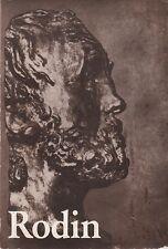 Auguste Rodin: Plastik, Graphik, Zeichnungen (mit vielen Abb.)   1979