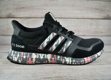 Adidas UltraBoost DNA 'Black Glow Pink' Running Shoes FW4908 Women's Size 8.5