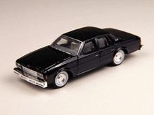 1978 Dark Blue Chevrolet Impala HO - Classic Metal Works #30170 vmf121