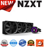 "NZXT Kraken Z73 380mm AIO Hydro CPU Cooler 2.36"" LCD Display 3x 120mm PWM Fans"