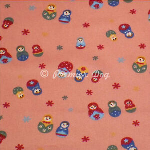 Pink Russian Dolls Dog Bandana / Scarf - 3 sizes to choose from!