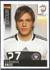 PANINI EURO 2008- #211-DEUTSCHLAND-GERMANY-CLEMENS FRITZ
