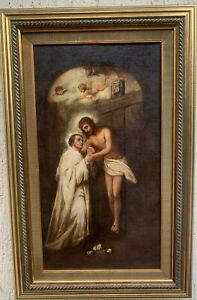 Karoly Lotz - Removal of Christ from the cross Hungarian cca1880