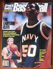 """1986-87 """"Street & Smith's Basketball Magazine"""", 188 pages, College, Pro, Prep,"""
