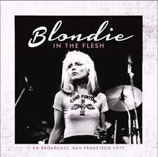 Blondie - In The Flesh NEW CD