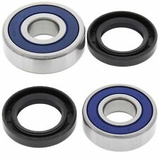 Honda XL250S, 1978-1981, Rear Wheel Bearings and Seals - XL 250S