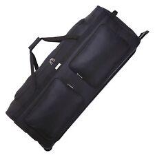 Extra Large 102cm XXL Travel Wheeled Holdall Luggage Trolley Suitcase Case Bag