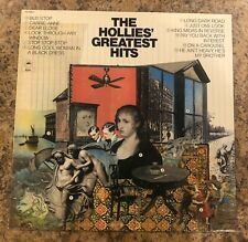 the hollies greatest hits vinyl Nm play Tested Lp super Clean 1973 Press