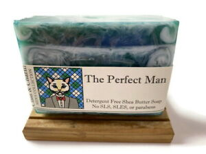 Men's Soap - The Perfect Man - Masculine Scents - Homemade Soap