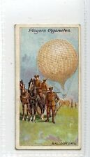 (Jd7867) PLAYERS,ARMY LIFE,BALLOON DRIL,1910,#22
