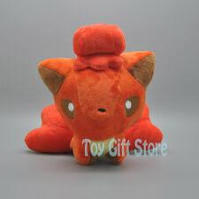 "Q Vulpix 6"" Poke Doll Plush Doll Stuffed Toy"