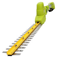 Electric Pole Hedge Trimmer Multi-Angle Adjustable 8 in. 3.8 Amp Outdoor Durable